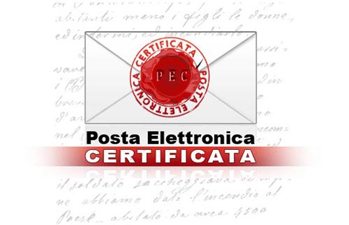 pec mail certificata