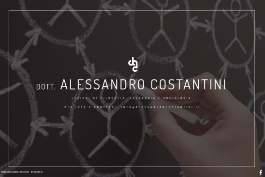 Dott. Alessandro Costantini - Venezia