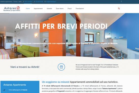Antares Appartamenti - Treviso