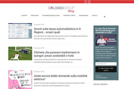 Colosso Group Blog - Venezia