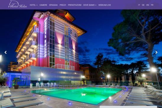 Hotel Helen - Caorle