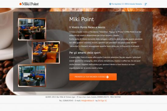 Miki Point - Jesolo