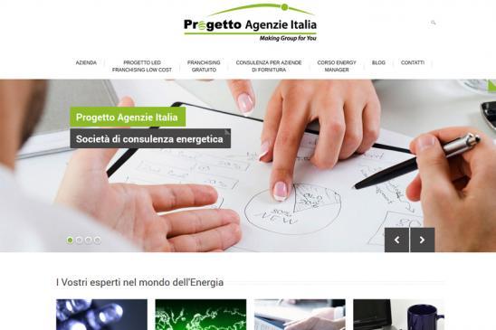 Progetto Agenzie Italia