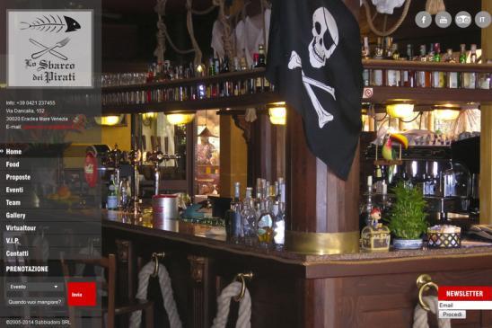 Sbarco dei Pirati - Eraclea