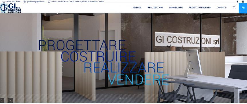 GI. Costruzioni - Venezia