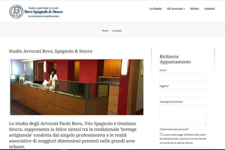 Avvocati Bovo Spagnolo Stocco