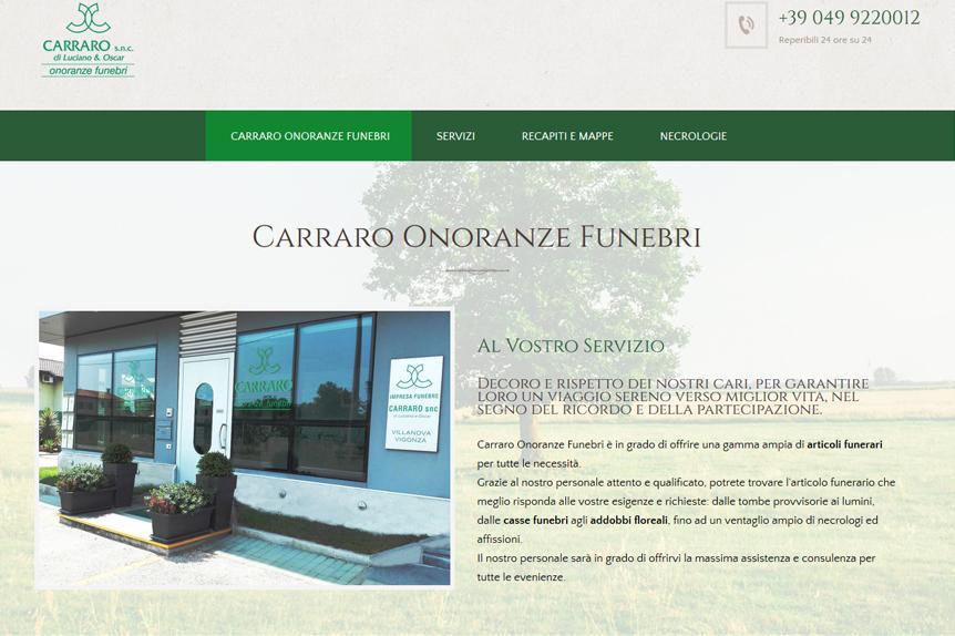 Carraro Onoranze