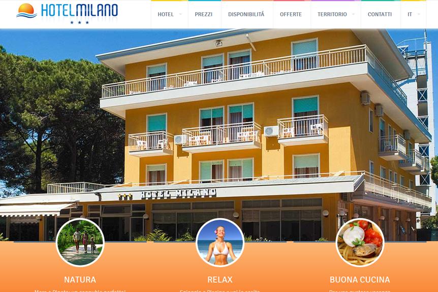 Hotel Milano - Eraclea