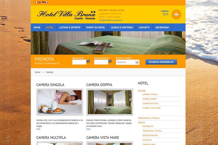 Hotel Bruna Caorle