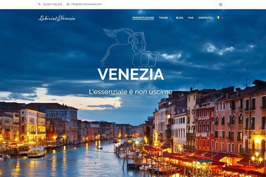 Labirinto Venezia