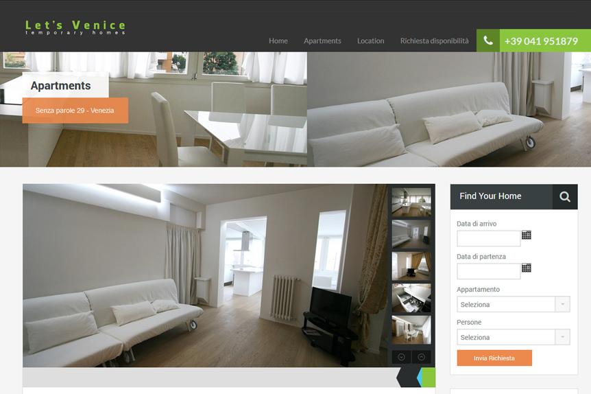 Let's Venice - Apartments