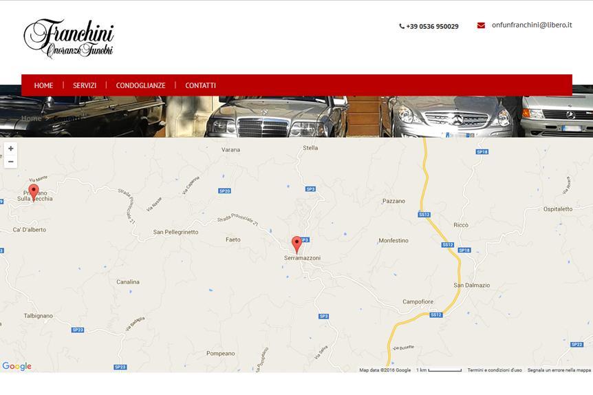 Franchini Onoranze - Modena